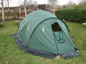 Complete Tent