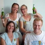 Triumphant Nijmegen Walkers