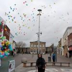 Balloon Release Andover