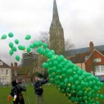Balloon Release Salisbury