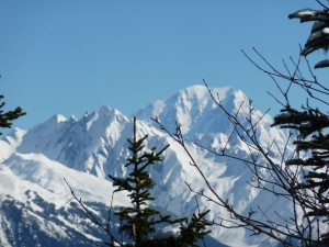 Views from la Vallée des Allues