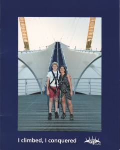 Walking the O2
