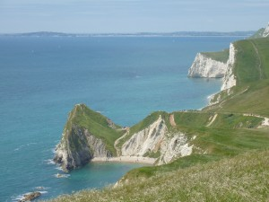 Views along the Jurassic Coast